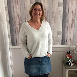 Birgitte de Bont, 54 jaar
